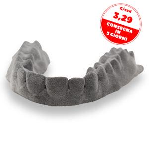 NIUO Modelli per Allineatori arcate dentali